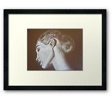 Captivated Framed Print