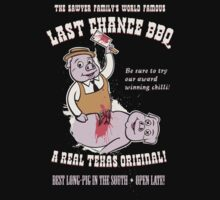 LAST CHANCE BBQ by Andy Hunt