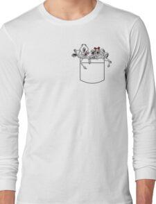 Pocket messengers from Bloodborne  Long Sleeve T-Shirt