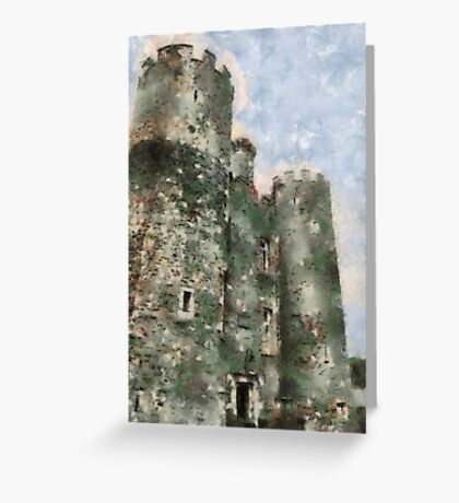 Enniscorthy castle, Wexford, Ireland Greeting Card