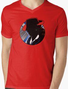 Agent Tracy Mens V-Neck T-Shirt