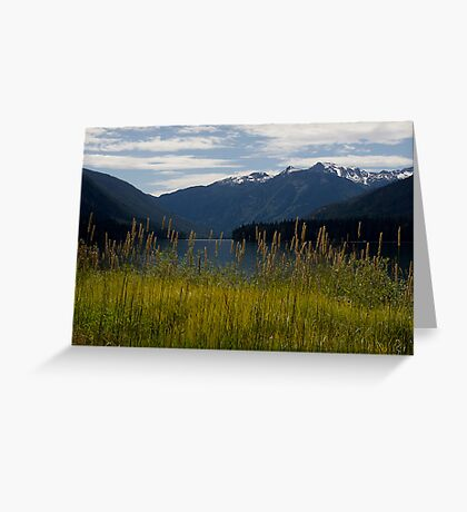 Birkenhead Lake Greeting Card