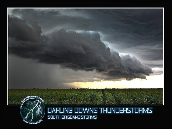 Branded: Darling Downs Thunderstorms by SouthBrisStorms