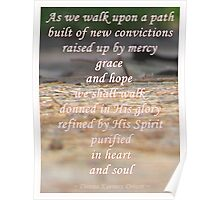 ~ A New Path ~ Poster