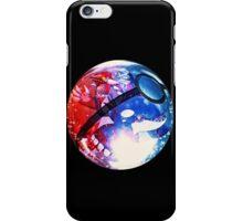 Groudon & Kyogre   Pokeball iPhone Case/Skin