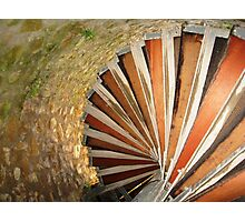 Luxembourg Staircase Photographic Print