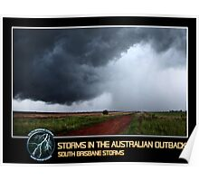 Branded: Outback Thunderstorms Poster