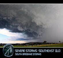 Branded: Severe Storms - SEQLD by SouthBrisStorms