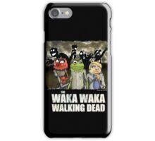 The Waka Waka Walking Dead iPhone Case/Skin