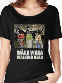 The Waka Waka Walking Dead Women's Relaxed Fit T-Shirt