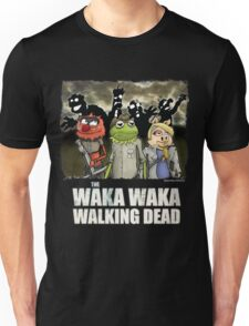 The Waka Waka Walking Dead Unisex T-Shirt