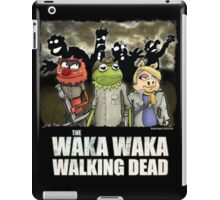 The Waka Waka Walking Dead iPad Case/Skin