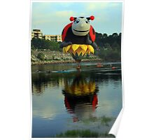 Lady Bug Fly Way Home Poster