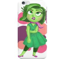 Disgust: Inside Out iPhone Case/Skin