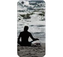 Surf Yoga iPhone Case/Skin