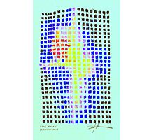 Star Fabric Photographic Print