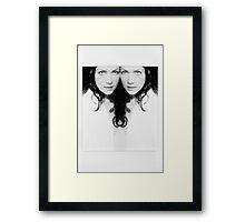 Mirror Mirror Framed Print