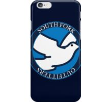 South Fork Outfitters - Bird Logo iPhone Case/Skin