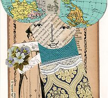 Lovely World Lady by caracarmina