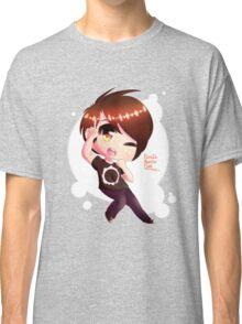 Chibi DanIsNotOnFire Classic T-Shirt