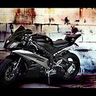 Yamaha R6 by Aliesha Vivienne King