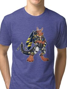 Skip the Kangaroo Tri-blend T-Shirt