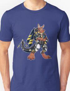 Skip the Kangaroo Unisex T-Shirt