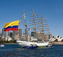 Tall Ships by David Jenkins by David Jenkins
