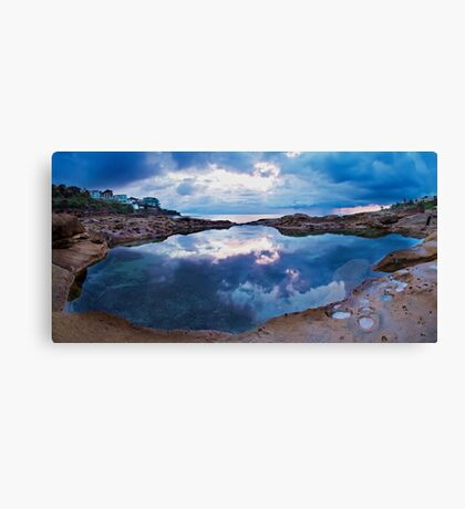 Lurline Reflections Canvas Print