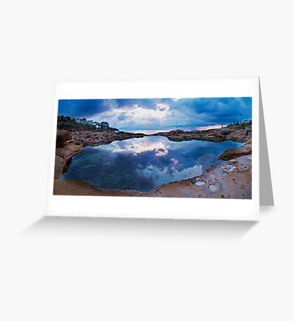 Lurline Reflections Greeting Card