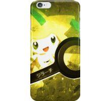 Jirachi   Pokeball iPhone Case/Skin