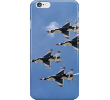 Air Force Thunderbirds iPhone Case/Skin