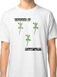 gecko's rampant Classic T-Shirt