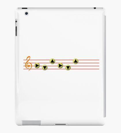 Ocarina Melodies - Sun's Song iPad Case/Skin