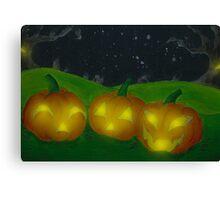 Lantern Trio Canvas Print