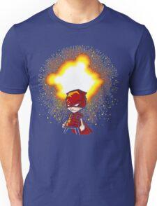 Calvin And Hobbes Superhero Unisex T-Shirt