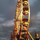 Ferris Wheel 2, Oregon State Fair by franceshelen