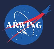 Arwing by theartofm