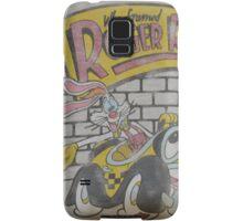 Disney Roger Rabbit Benny Cab Samsung Galaxy Case/Skin