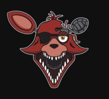 Five Nights at Freddy's - FNAF 2 - Foxy Kids Tee