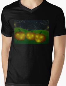 Lantern Trio Mens V-Neck T-Shirt