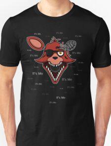 Five Nights at Freddy's - FNAF 2 - Foxy - It's Me Unisex T-Shirt