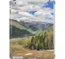 Vail Valley iPad Case/Skin