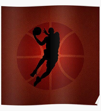 Slam-dunk Contest Poster