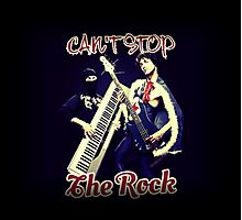 "NSP ""Can't Stop The Rock"" Photographic Print"