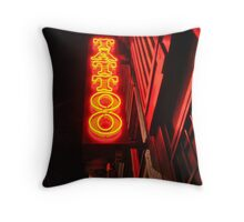 ink anytime? Throw Pillow