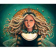 Queen Bee Photographic Print