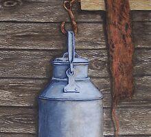Milking Done by Sharon Herbert