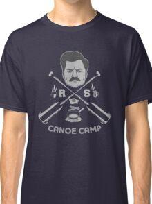 Rons canoe camp Classic T-Shirt