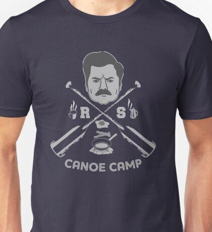 Rons canoe camp Unisex T-Shirt